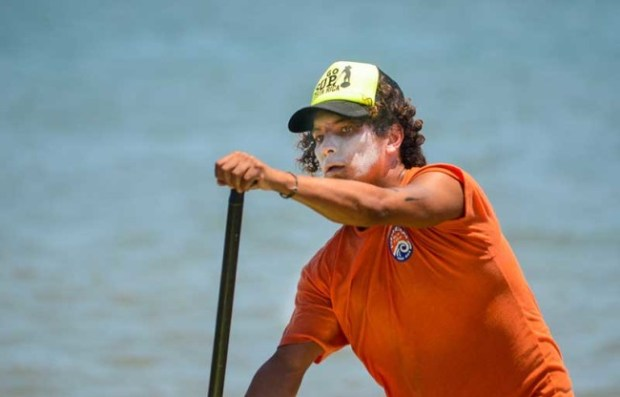 Rolando Herrera is serious about sun protection Alberto Font The Tico Times