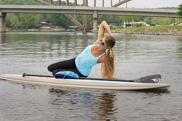 SUP Two-Exercise Tricep Toner 1