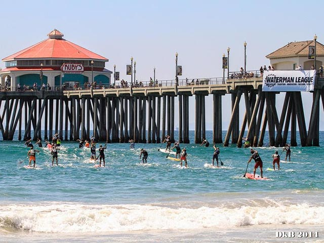 Mahalo Huntington Beach for a dramatic week of action to remember