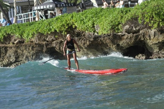 Angela Jackson misses out on the Title but puts on a valiant performance at Turtle Bay