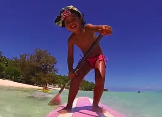 The Cutest Sup Instructional Video Ever!