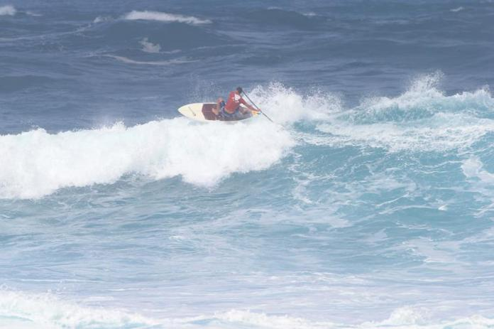 More action to come as we now wait for the call to see if DAY 2 of the Sunset Beach Pro runs tomorrow