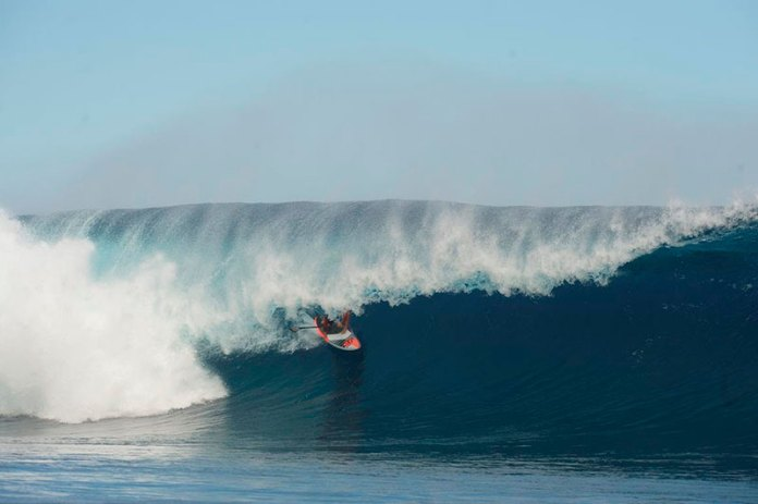 Rising swell will be on tap through Sunday and Monday as we kick off the Main event of the 2015 #SapinusPro Tahiti