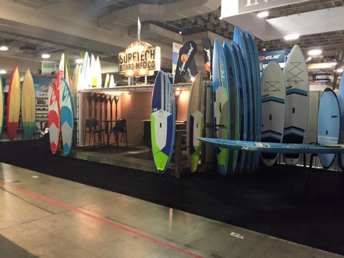 Surftech NSP Booth1