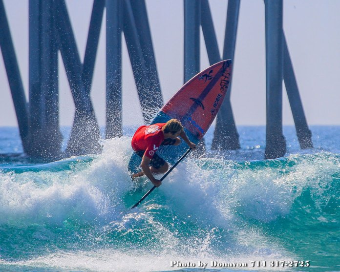 The US Open kicks off with World Class Surfing in the Open Trials, with a stacked international field of Contenders