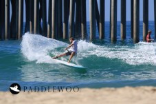 Justin Bing and Tom and Tarryn King on location from Huntington Beach during the World Tour event 4