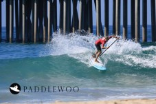 Justin Bing and Tom and Tarryn King on location from Huntington Beach during the World Tour event 5