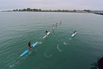 Santa Cruz Paddlefest Race