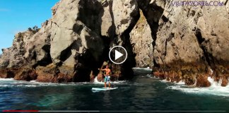 A mid atlantic standup paddle paradise Azores Islands