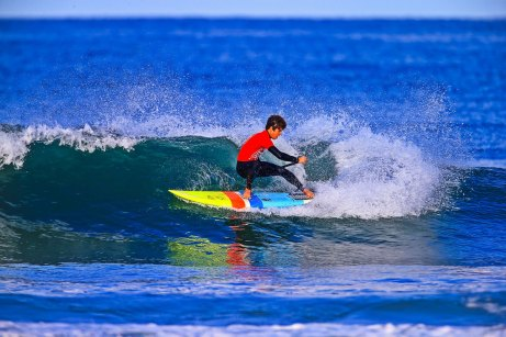 Newport Aquatic Center, The Junior Pro and Youth SUP Fiesta by Glenn Dubock