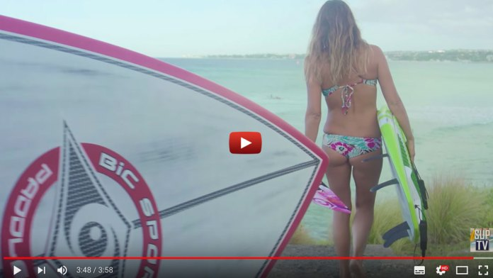 Exploring Breathtaking Barbados With The Bic Sup Crew