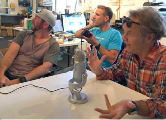 WND & WVS Podcast With David Carson: Surfer / World Renowned Designer
