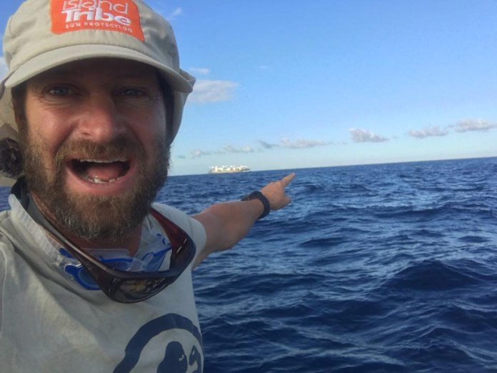 theSupCrossing Chris Bertish