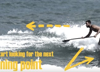 Surf Technique: The Cutback with Focus Sup Hawaii