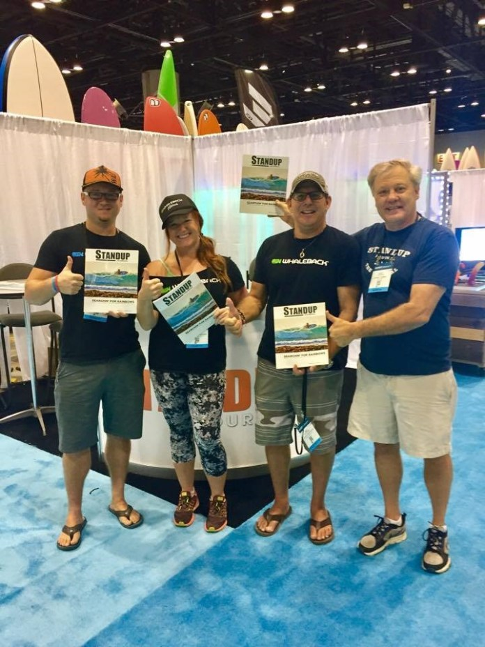 Whaleback Paddleboards Surf Expo Standup Journal Rick Raymond