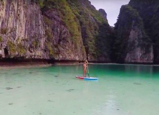 Thailand stand up paddle destinations