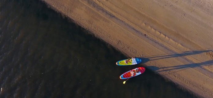The Pelican Antigua - Stand Up Paddling Made Easy