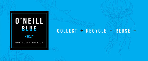 oneill-blue-sustainable active wear