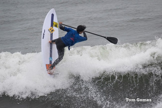 Mo Freitas Santa Cruz Paddlefest photo Tom Gomes
