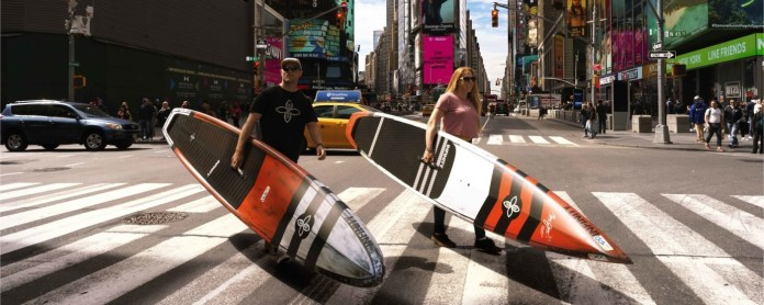 Candice Appleby Slater Trout APP World Tour feature NY Sup Open