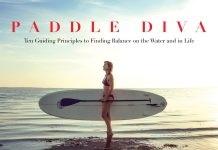 Paddle Diva Ten Guiding Principles author Gina Bradley