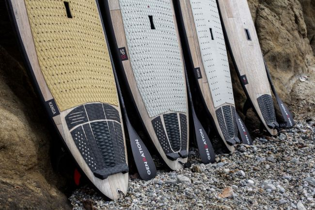 Sunova GenRation pintail stand up paddle surf