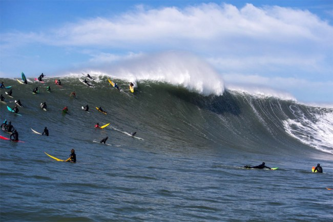 Jeff Clark Mavericks California