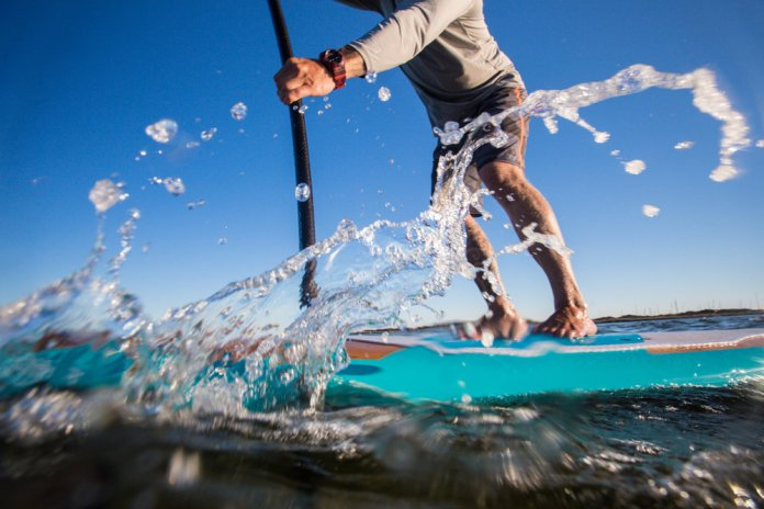 stand up paddleboard technolgy