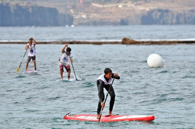 Inflatable SUP Race Gran Canaria ProAM