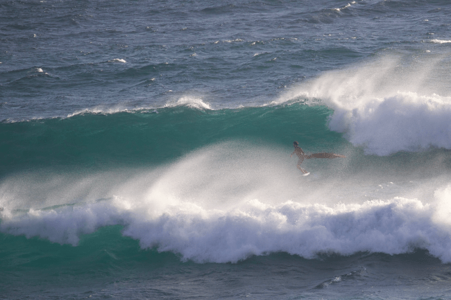 Julien Bouyer Wing surf photo