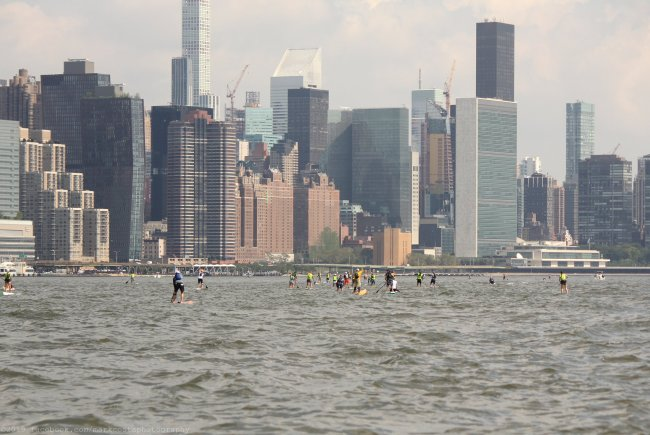 SEA Paddle NYC Marc Costa