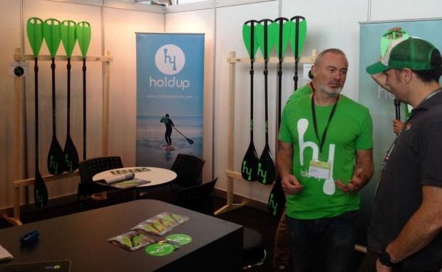 HoldUp Paddles