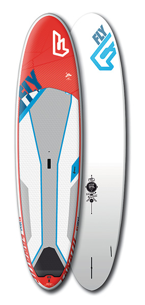 Fanatic Fly Air 10.6ft