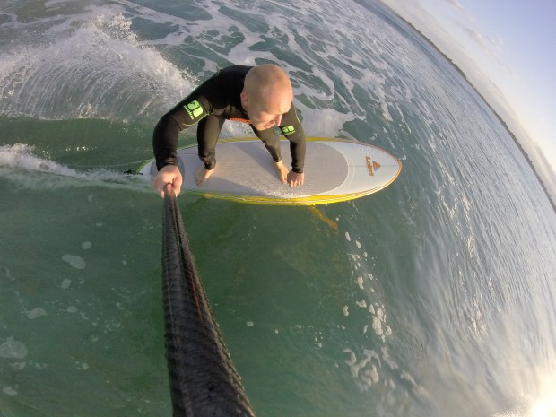 Laird StandUp The Surfer 9.6ft review