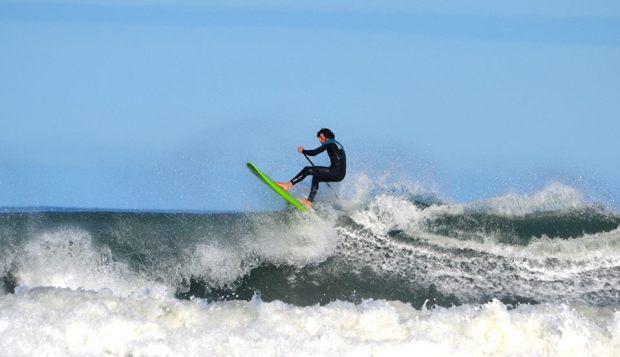 Steve Laddiman floater