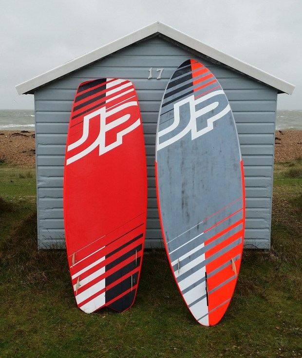 JP Slate and Pro comparison test SUP Mag UK