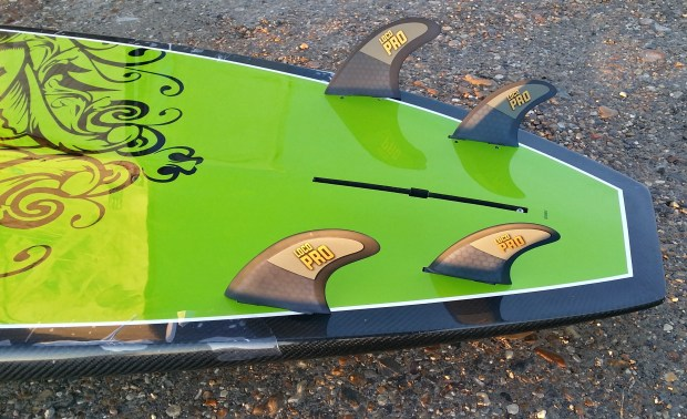 Loco El Diablo 8.9ft review fins
