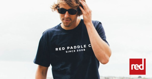 Red Paddle Co clothing