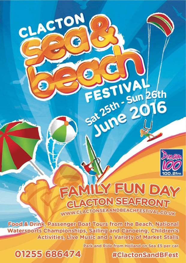 Clacton Sea & Beach Festival