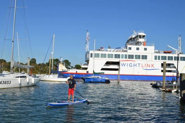 Hutch - ferry dodging