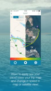 Paddle Logger app #3