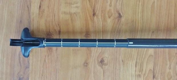 Werner Vibe shaft
