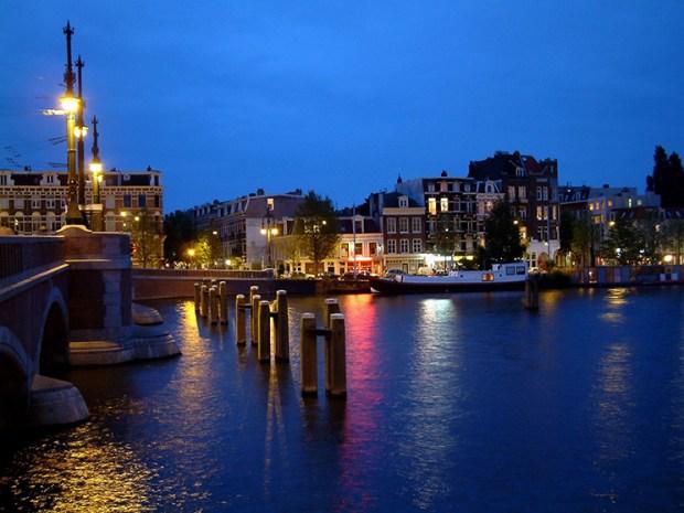 Amstel River - Netherlands
