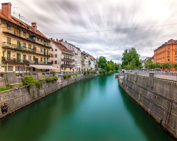 Ljubljanica River - Slovenia