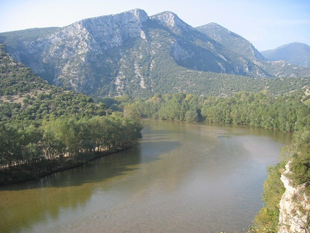 Nestos River - Greece