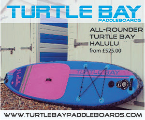 turtle bay paddleboards