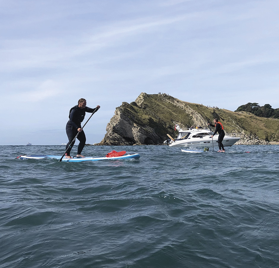 Leadership on the ocean