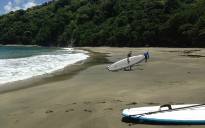 Stand Up Paddle Adventure Tobago!