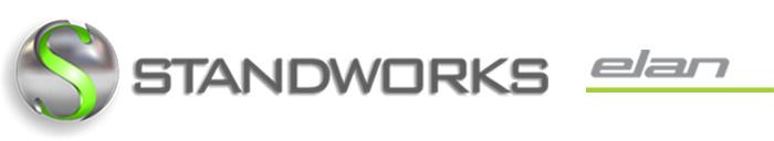 logo standworks elan