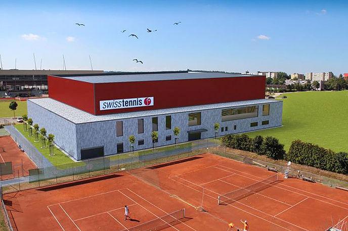 Tennishalle Biel